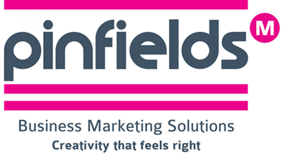 Pinfields Marketing logo